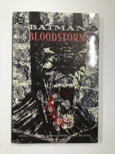 Batman Bloodstorm Tpb Hardcover Hc Near Mint Nm Dc Comics Elseworlds