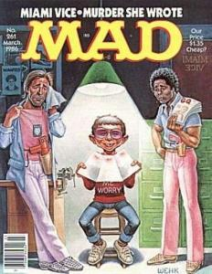 Mad (1952 series) #261, VF (Stock photo)