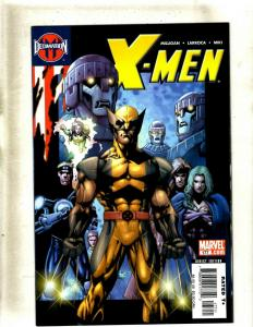 Lot of 10 X-Men Marvel Comics #177 178 179 180 181 182 183 184 185 186 HY7
