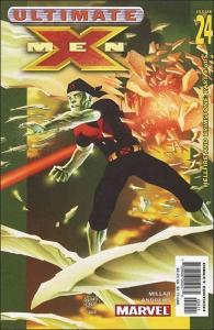 Marvel ULTIMATE X-MEN (2000 Series) #24 VF/NM