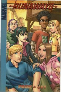 Runaways: Pride & Joy #1 Digest Size 1st Print TPB NM