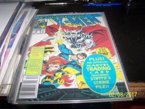 X Men # 15 (Dec 1992, Marvel)  cable x-cutioners song pt 7  APOCALYPSE