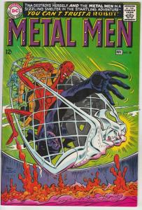 Metal Men #28 (Nov-67) VF/NM High-Grade Metal Men (Led, Tina, Tin, Gold, Merc...