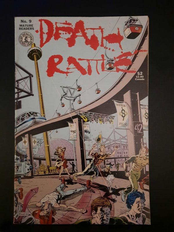 Death Rattle #9 (1987)