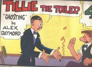 Tillie the Toiler de Russ Westover y Alex Raymond album 4