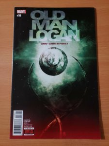 Old Man Logan #16 ~ NEAR MINT NM ~ 2017 Marvel Comics