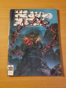 Heavy Metal Vol. 3 #3 ~ FINE - VERY FINE VF ~ July 1979 illustrated Magazine