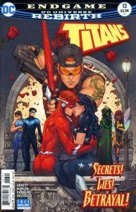 Titans (4th Series) #13 VF/NM; DC | save on shipping - details inside