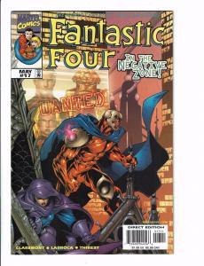 Lot of 8 Fantastic Fourt Marvel Comic Books #17 19 20 21 22 23 24 26 BH28