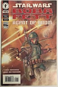 STAR WARS BOBA FETT AGENT OF DOOM VF/NM 1997 DARK HORSE COMICS