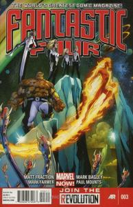 Fantastic Four (4th Series) #3 VF/NM; Marvel | save on shipping - details inside