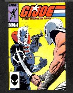 G.I. Joe: A Real American Hero #38 (1985)