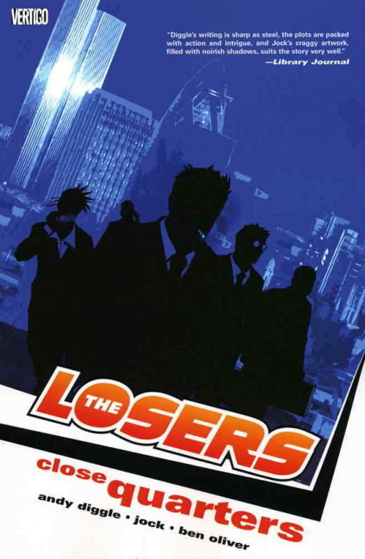 Losers, The TPB #4 (2nd) VF/NM; DC/Vertigo | save on shipping - details inside