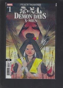 X-Men: Demon Days #1 Variant