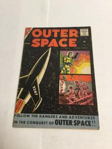 Outer Space Vol 3 Issue 19 Vg/Fn Very Good/Fine 5.0 Silver Age