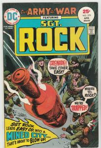 Our Army at War #279 (Apr-75) VF High-Grade Easy Company, Sgt. Rock