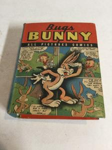 Bugs Bunny All Pictures Comics Vf Very Fine 8.0 Big Little Comics 1435
