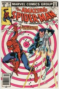 Amazing Spider-Man #201 (Marvel, 1979) VG