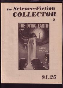 SCIENCE-FICTION COLLECTOR FANZINE #2 1976-GOLDEN AMAZON VF/NM