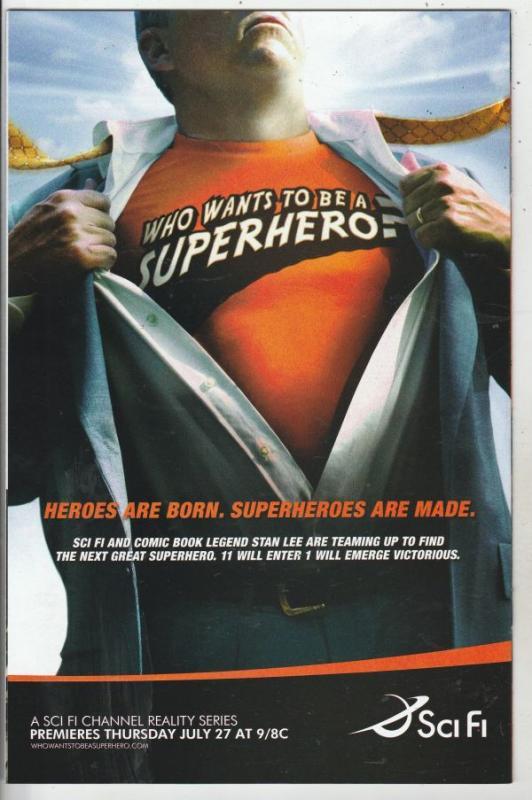 Captain America #20 (Aug-06) NM Super-High-Grade Captain America