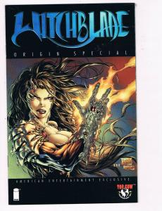 Witchblade Origin Special # 1 NM Top Cow Image Comics American Entertainment B98