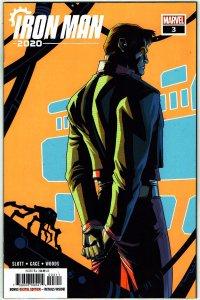Iron Man 2020 #3 (2020 v2) Dan Slott Arno Stark NM