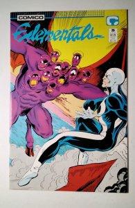 Elementals #26 (1988) Comico Comic Book J756