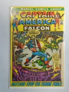 Captain America #146 (1972 1st Series) 2.0 GD