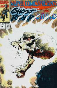Marvel Comics Presents #94 VF/NM; Marvel | save on shipping - details inside