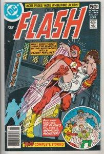 Flash, The #265 (Sep-78) VF+ High-Grade Flash