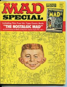 MAD Special #9-1972-Nostalgic Mad Comic #1-Mort Drucker-David Berg-Al Jaffee-VG