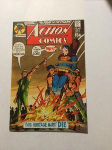 Action Comics 402 NM- Near Mint- 9.2