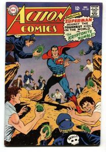 ACTION COMICS #357 1967-SUPERMAN-KRYPTONITE RUMBLE VF