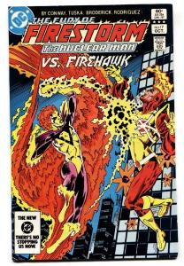 FURY OF FIRESTORM #16 1983-First appearance of FIREHAWK.-DC comic book