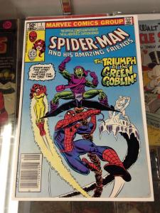 Spider-Man and His Amazing Friends fn/vf(needs pressed)