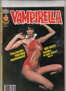 Vampirella Magazine #71 (Aug-78) VF+ High-Grade