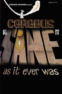 Cerebus the Aardvark #70 VF; Aardvark-Vanaheim | save on shipping - details insi