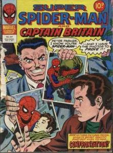 Super Spider-Man #247, Fine (Stock photo)