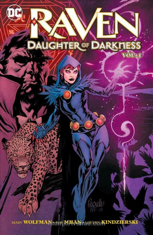 Raven: Daughter of Darkness TPB #1 VF/NM; DC | save on shipping - details inside