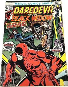DAREDEVIL#104 VG/FN 1973 MARVEL BRONZE AGE COMICS