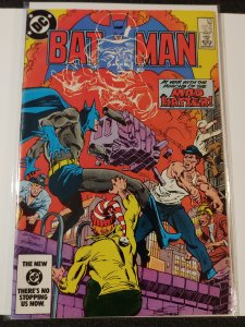 BATMAN #379 VF MATTER HATTER ISSUE
