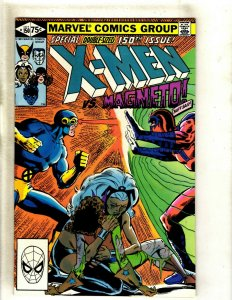 Uncanny X-Men # 150 NM Marvel Comic Book Wolverine Storm Hulk Angel Cyclops HJ9