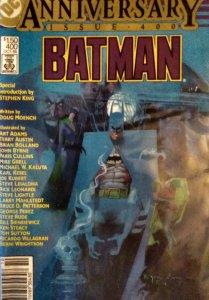 Batman #400 (1986) Easy 8.0 VF