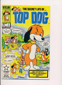 The Secret Life of ... TOP DOG #1 ~ Star Comics ~ VF+ (HX100)