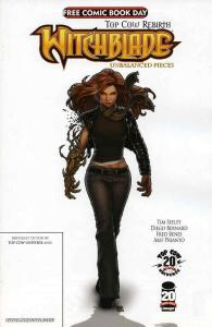 Witchblade Unbalanced Pieces FCBD Edition FCBD #2012 VF/NM; Image | save on ship