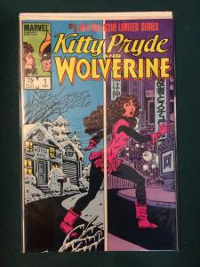 Kitty Pryde and Wolverine #1 of 6