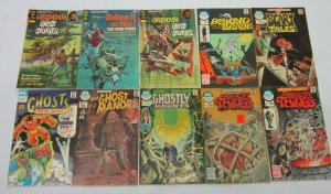 Indy Horror comic lot 10 diff books various conditions (mostly Bronze years)