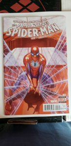 Amazing Spider-Man #2 Slott Mockingbird Alex Ross! Variant A  VF/NM 2015