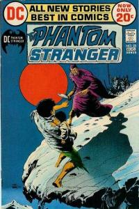 Phantom Stranger (1969 series) #20, VF- (Stock photo)