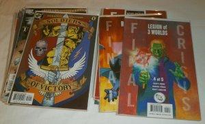 Seven Soldiers/Final Crisis Klarion Bulleteer + Grant Morrison comics lot of 26